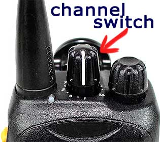 Channel switch